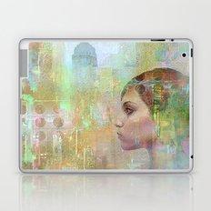 if you go away Laptop & iPad Skin