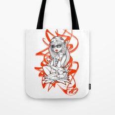 SERVICEWOMAN Tote Bag