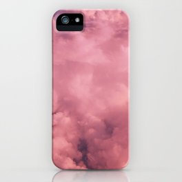 Cotton Candy II iPhone Case