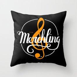 The Merchling Throw Pillow