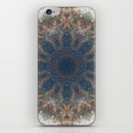 Space Mandala no22 iPhone Skin
