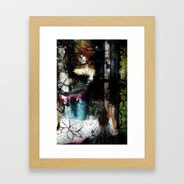 Albajane Framed Art Print