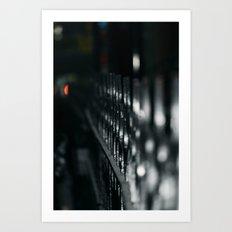 things i shoot Art Print