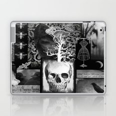 Crow And Lace Laptop & iPad Skin