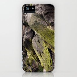 Fishin' on the Rocks iPhone Case