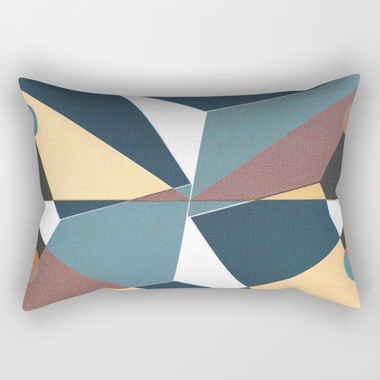 Peck the Mirror Rectangular Pillow
