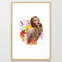 BLOOM 28 Framed Art Print