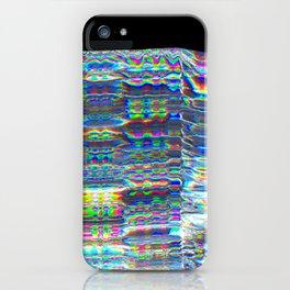 Glitcher iPhone Case