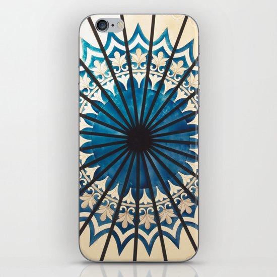 Blue orient  iPhone & iPod Skin