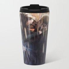 Vanessa & Ethan Metal Travel Mug