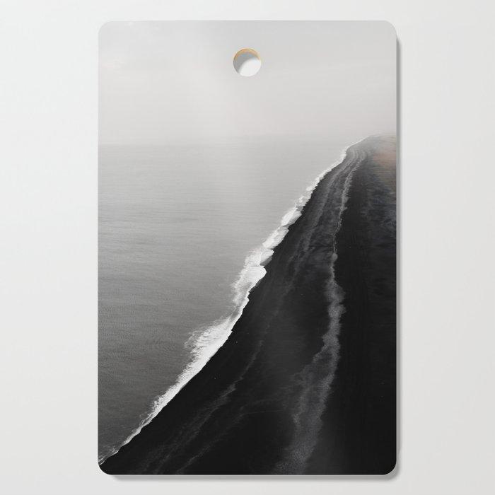 BLACK SAND BEACH Cutting Board