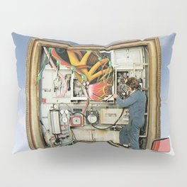 atmosphere · everything in the frame Pillow Sham
