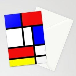The fake Mondrian Stationery Cards