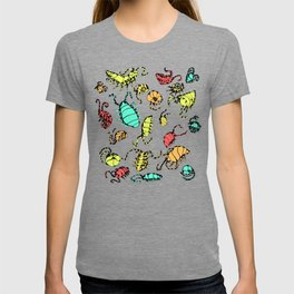Pill Bugs Candy T-shirt