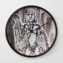 cock-a-doodle-doo Wall Clock