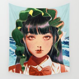 WAKAME001 Wall Tapestry