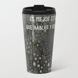 Groucho Travel Mug