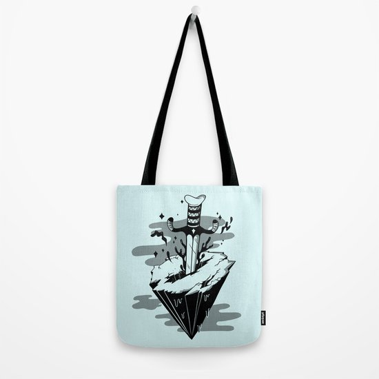 Releasing Dark Matter Tote Bag