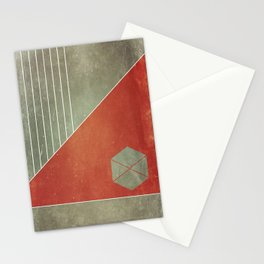 The Gods' Rival Stationery Cards