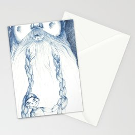Mangiafuoco Stationery Cards