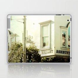 Haight Ashbury Laptop & iPad Skin