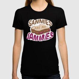 Sammies Are My Jammies T-shirt