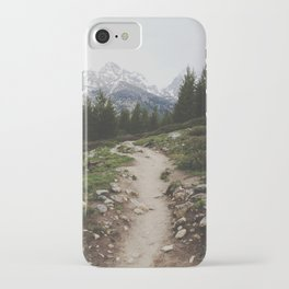 Teton Trail iPhone Case