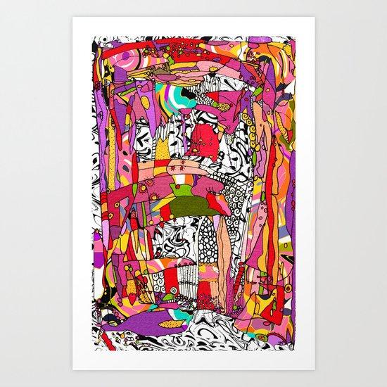 artsylish Art Print