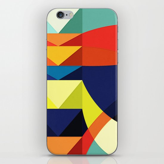 Where Do You Think You're Going? iPhone & iPod Skin