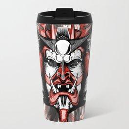 Masck Samurai Travel Mug