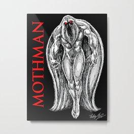 Mothman  Metal Print