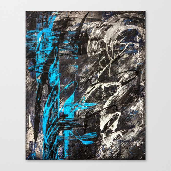 Areus, an abstract Canvas Print