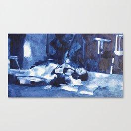 Cinders Canvas Print