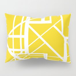 Roadway Of Abstraction - Interstate Abstract Path Pillow Sham