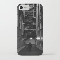uncharted iPhone & iPod Cases featuring Uncharted II by ZML Zealous Modern Living