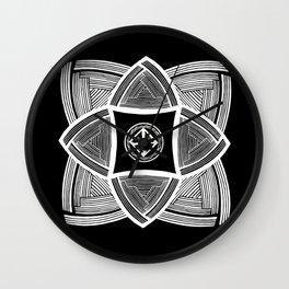 Mimbres Series - 11 Wall Clock