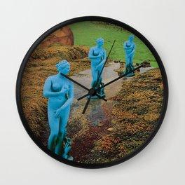 En los labios de Venus  Wall Clock