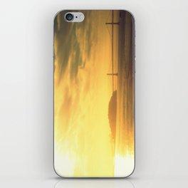 Sunrise Bay Bridge iPhone Skin