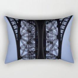 Eiffel Tower - Detail Rectangular Pillow