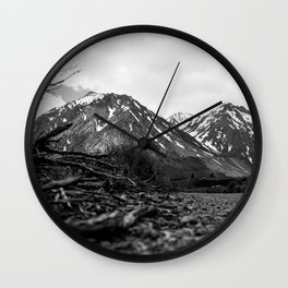 Feeling The Nature Wall Clock