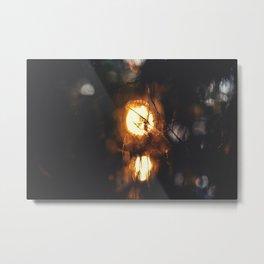 Heart Light Metal Print