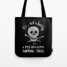 not a hobby! Tote Bag