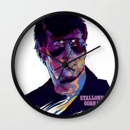 SYLVESTER STALLONE: BAD ACTORS Wall Clock