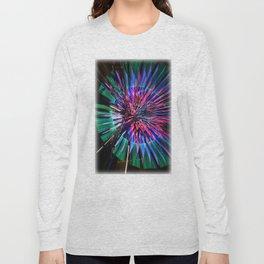 Night Light 144 - Wheel Long Sleeve T-shirt