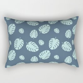 Monstera Deliciosa Rectangular Pillow