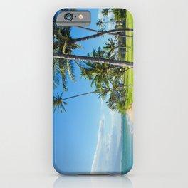 Waipuilani Beach Kihei Maui Hawaii iPhone Case