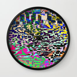 Nothing but crouton ... Wall Clock