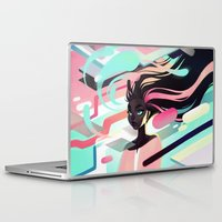loish Laptop & iPad Skins featuring Gumdrop by loish