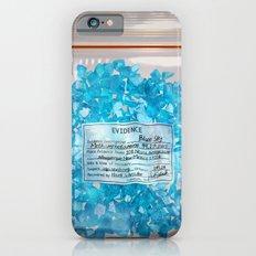 W.W. Blue Sky meth. (DEA Evidence) Slim Case iPhone 6s