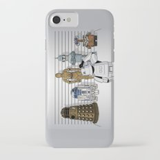 Star Wars Droid Lineup iPhone 7 Slim Case